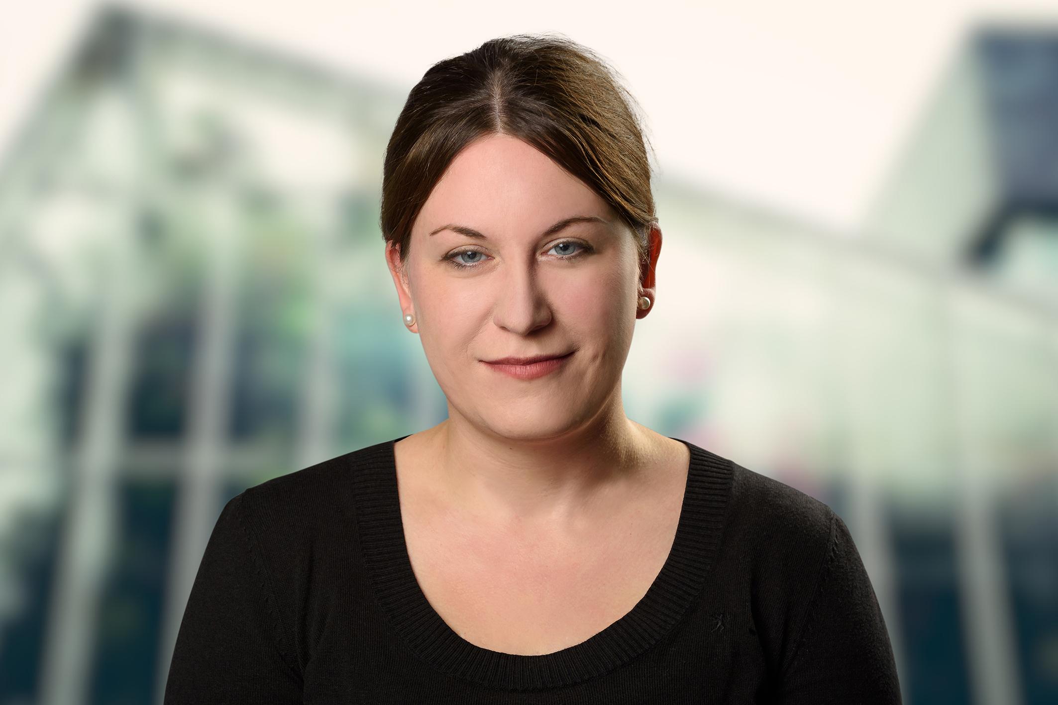 Portrait von Christina Bertz